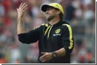 Тренер «Боруссии» пообещал съесть метлу в случае ухода чемпиона мира