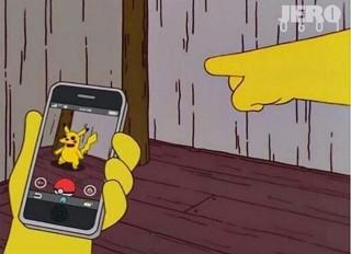 Все упоминания Покемонов в Симпсонах