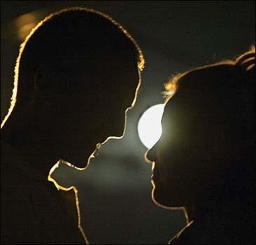 Влюбиться можно за долю секунды!