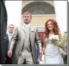 Свадьба года: Пономарев и студентка. Фото