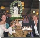 Как Басков на свадьбе у Кабалье отпел. Фото