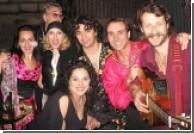 Мадонна отпраздновала свой день рождения с цыганской пляской
