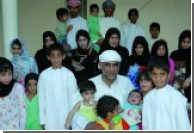Пожилой араб мечтает иметь 100 детей