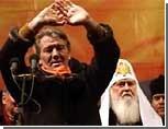 На Западной Украине Филарет начинает строительство Почаевской анти-Лавры