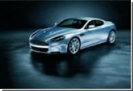Aston Martin представила новый суперкар DBS