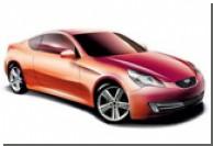 Hyundai подогревает интерес к своему купе