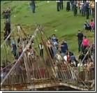 В Грузии обрушился мост! Десятки жертв