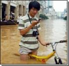Полсотни китайцев стали жертвами наводнения