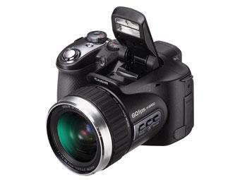 """Casio представила новую камеру на основе """"быстрой"""" матрицы Sony"""