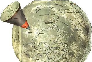 Китай планирует изучить каждый дюйм поверхности Луны