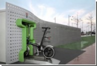 В Голландии разработан автоматический раздатчик велосипедов