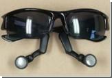 Motorola готовит Bluetooth-гарнитуру в виде солнцезащитных очков
