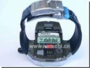 CECF88 - настоящий гибрид телефона и наручных часов