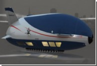 В США построят дирижабль-офис