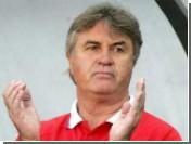 Команда Хиддинка потеряла одно место в рейтинге ФИФА