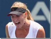 Шарапова вышла в финал турнира в США