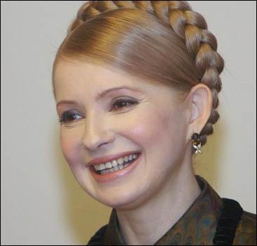 Тимошенко поздравила Джамалу с победой