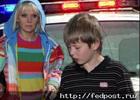 15-летнего сына Валерии забрали в милицию после пьянки