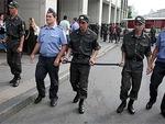 В Москве милиция оцепила Триумфальную площадь