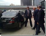 Губернатор Россель во время отпуска попал в автомобильную аварию