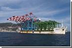 Порт «Южный» намерен не пускать китайское судно к причалам ТИС