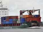 На борту столкнувшихся в Северном море сухогрузов не было россиян
