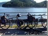 Велосипед у участника велопробега Осло-Пекин украл таджикский мальчик