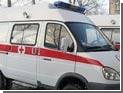 Микроавтобус протаранил остановку в Иркутске, погиб один человек