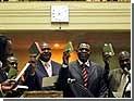 Десять депутатов парламента Зимбабве оказались под арестом