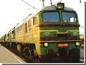 Поезд, следовавший в Крым, столкнулся с локомотивом