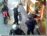 Лондонский ювелирный магазин ограбила банда мотоциклистов