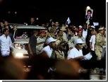 Ливийского террориста встретили на родине как героя