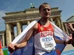 Валерий Борчин принес России первое золото чемпионата мира по легкой атлетике