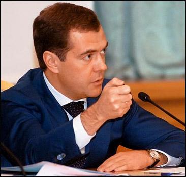 """Медведев обвинил ПАСЕ в """"циничной лжи"""""""