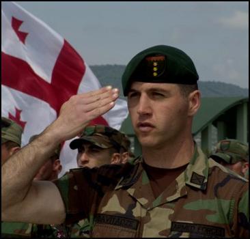 В грузинской армии растет недовольство Саакашвили