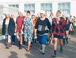 Тимошенко в СИЗО посетила баню вместе с женщинами-заключенными