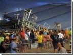 В Индиане обрушилась концертная сцена. Десятки пострадавших