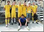 Украинские бомжи заняли 8-е место на чемпионате мира по футболу
