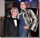 """81-летний хозяин """"Формулы-1"""" женился: невеста младше на 46 лет. Фото"""