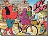 Старейший британский комикс оказался под угрозой закрытия