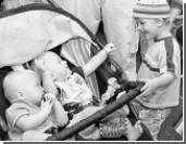 Русские и латышские семьи будут меняться детьми