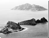 Китайских активистов захватили на спорных с Японией островах