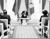 Путин: России нужна новая консолидирующая идея