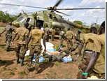 В Кении пропала группа вертолетов ВВС Уганды