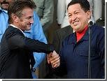 Шон Пенн принял участие в агитационном митинге за Уго Чавеса