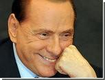 Немецкая актриса объявила Берлускони отцом своего будущего ребенка