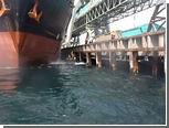 """Активисты """"Гринписа"""" захватили порт в Австралии"""