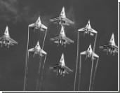 Россия отметила 100-летие ВВС в ретростиле