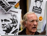 У посольства Эквадоре в Лондоне задержаны трое сторонников Ассанжа
