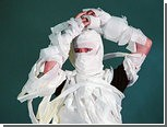 В Австралии на вечеринке загорелся турист в костюме из туалетной бумаги